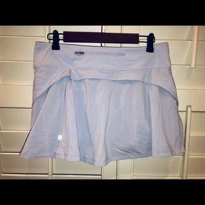 Lululemon Play Off the Pleats Skirt Size 8